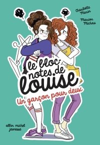 Le bloc-notes de Louise - Tome 5
