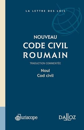 Code civil roumain