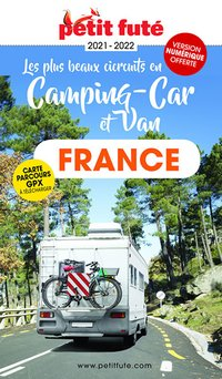 France en camping car et Van 2021-2022