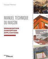 C.Prêcheur - Manuel technique du maçon - Volume 2