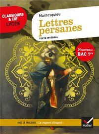 Lettres persanes (bac 2021)