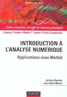 Introduction à l'analyse numérique