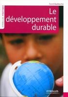 Farid Baddache - Le développement durable