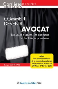 Comment devenir avocat (13e édition)