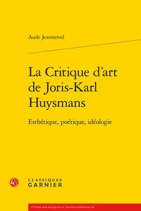 La critique d'art de joris-karl huysmans