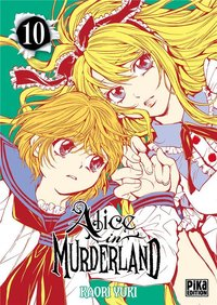 Alice in murderland - Tome 0