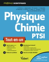 Physique chimie - PTSI