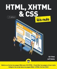 HTML, XHTML & CSS pour les nuls