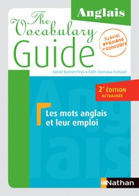 The Vocabulary Guide - Anglais