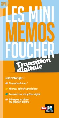 Les mini memos foucher -  transition digitale - révision