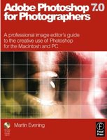 Adobe Photoshop 7.0 for Photographers
