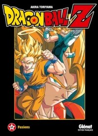 Dragon ball Z - Les films - Volume 12 - Fusions