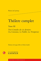 Théâtre complet - Tome III