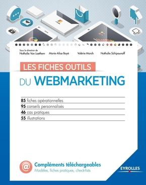 Van Laethem, Nathalie; Boye, Marie-Alice- Les fiches outils du webmarketing