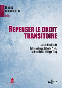 Repenser le droit transitoire