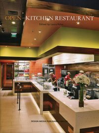 Open-kitchen restaurant