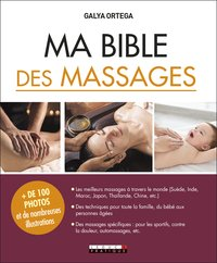 Ma bible des massages