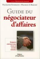 Françoise Sussmann - Guide du négociateur d'affaires