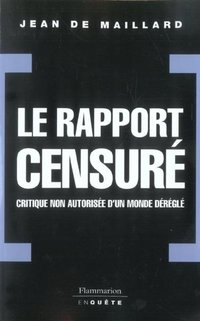 Le rapport censuré