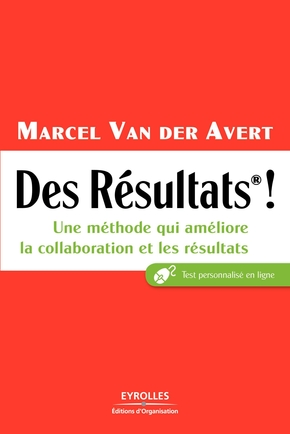 Marcel VAN DER AVERT- Des résultats®!