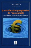La tarification progressive de l'eau potable