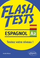 Espagnol - Flash tests A2