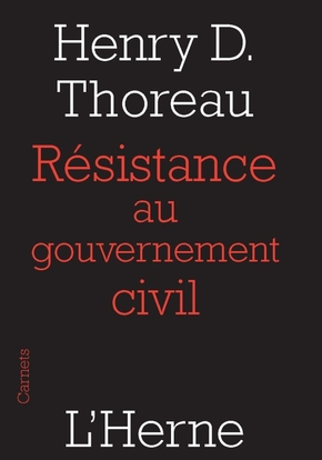 Résistance au gouvernement civil