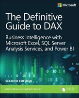 The definitive guide to dax: business intelligence with microsoft excel, sql server analysis service