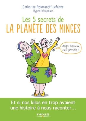 C.Roumanoff-Lefaivre- Les 5 secrets de la planète des minces