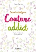 M.Carrara - Carnet créatif pour couture addict