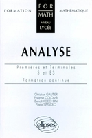 Analyse -formath- 1er et term