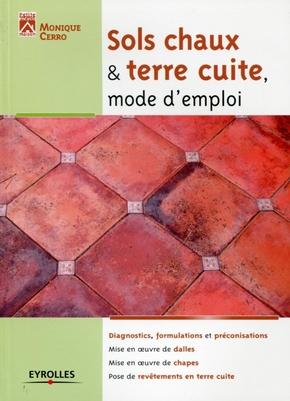 M.Cerro- Sols chaux et terre cuite, mode d'emploi
