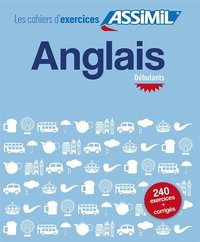 Cahier exercices anglais debut