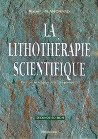 La lithothérapie scientifique
