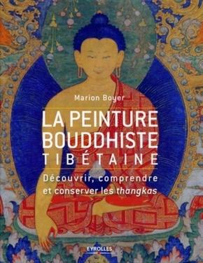 Marion Boyer- La peinture bouddhiste tibétaine