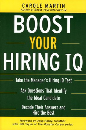 BOOST YOUR HIRING IQ