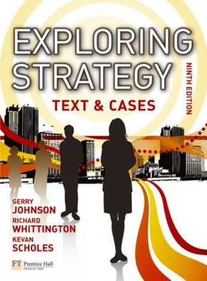 Exploring strategy - Text and cases + Mystrategylab