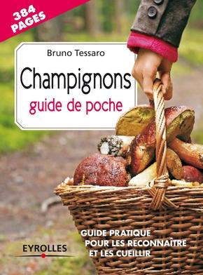 Bruno Tessaro- Coffret champignons. guide de poche + couteau