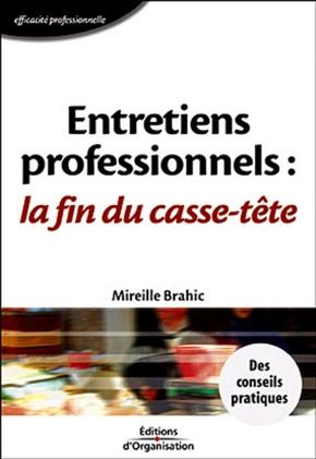 M.Brahic- Entretiens professionnels la fin du casse tete