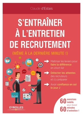 C.d'Estais- S'entraîner à l'entretien de recrutement (même à la dernière minute !)