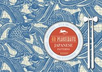 Japanese Patterns - 48 sets de table en papier