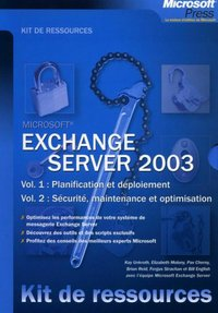 Coffret Exchange Server 2003