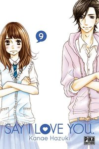 Say i love you. - Tome 9