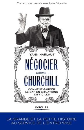 Y.Harlaut- Négocier comme Churchill