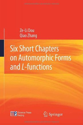Six short chapters on automorphic forms and l- functions