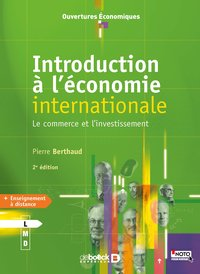 Introduction à l'économie internationale