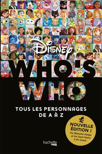 Who's who disney nouvelle édition