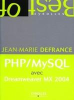 Jean-Marie Defrance - PHP/MySQL avec Dreamweaver MX 2004