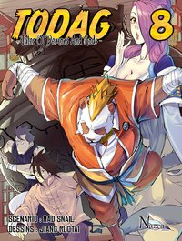 Todag - tales of demons and gods - Tome 8