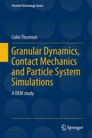 Granular dynamics, contact mechanics and particle system simulations